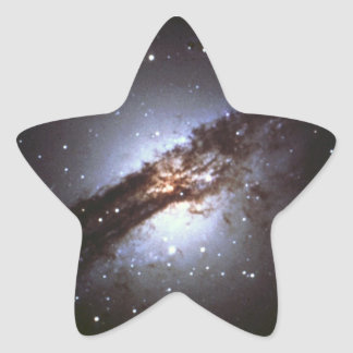 Sticker Étoile NGC 5128 Centaurus une NASA de galaxie