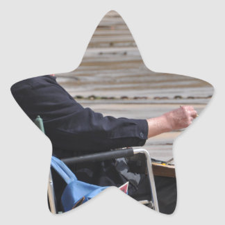 Sticker Étoile peintre de St Ives