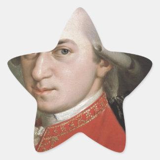 Sticker Étoile Wolfgang Amadeus Mozart