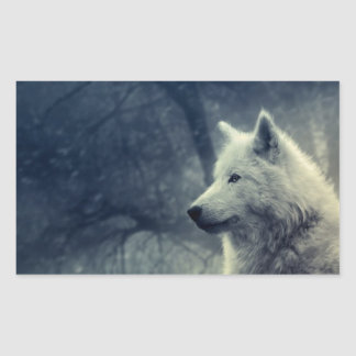 Sticker image loup