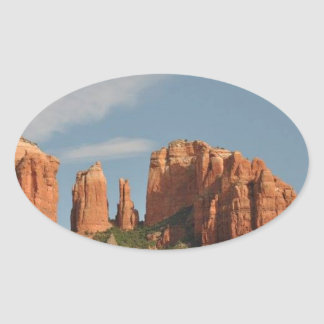 Sticker Ovale Sedona
