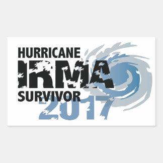 Sticker Rectangulaire Adhésif pour pare-chocs de la Floride de