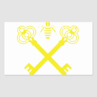 Sticker Rectangulaire Confusions