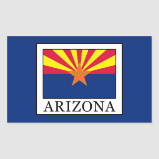 Sticker Rectangulaire L'Arizona