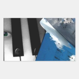 Sticker Rectangulaire oeil pour music.png
