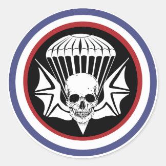Sticker Rond 502nd PIR