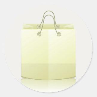 Sticker Rond 82Paper Bag_rasterized de achat
