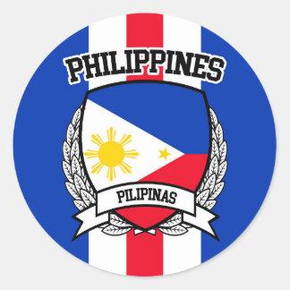 Sticker Rond Philippines
