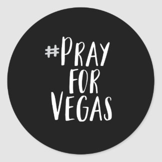 Sticker Rond Priez pour l'autocollant de Vegas