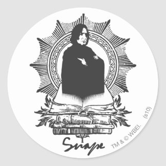 Sticker Rond Snape 2