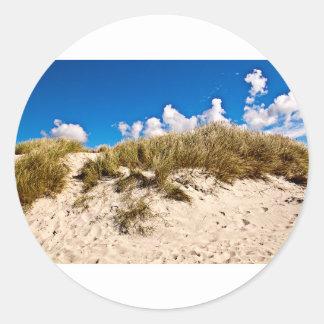 Sticker Rond Sonnerie sable Dune of Denmark