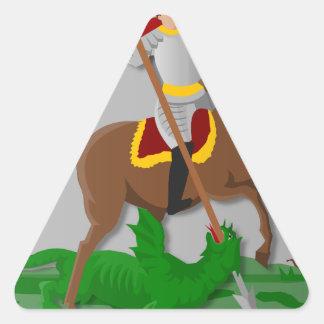 Sticker Triangulaire Berkhout