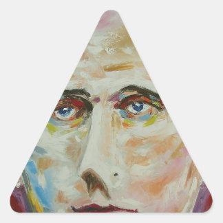 Sticker Triangulaire macdermott