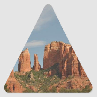 Sticker Triangulaire Sedona
