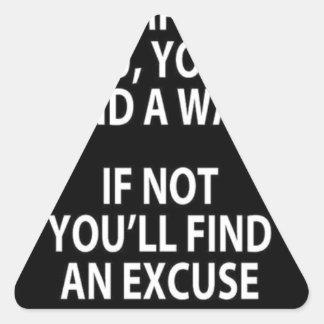 Sticker Triangulaire vous êtes dignes du 😍 d'amour
