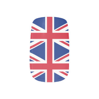 Stickers Pour Ongles Union Jack