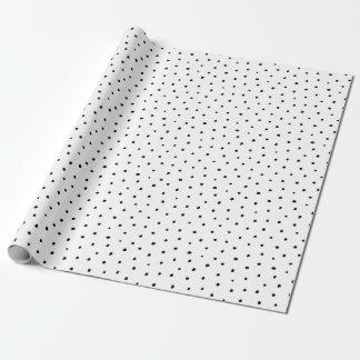 Stippen Inpakpapier