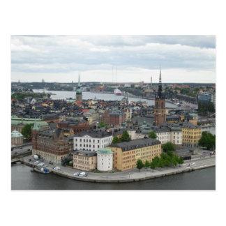 Stockholm Carte Postale