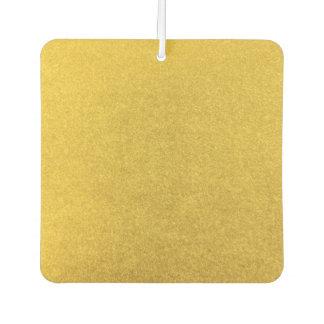 STOFGOUD (een edel metaalkleur) ~ Luchtverfrisser