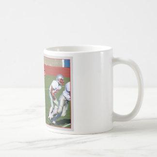 Stratège du football mug