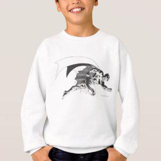 Style comique de Batman Sweatshirt