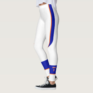 Style du football leggings