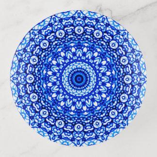 Style G403 de Mehndi de mandala de plateau de