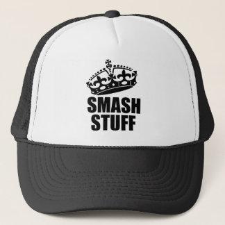 Substance de fracas casquette