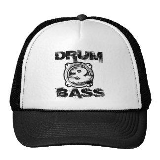 Subwoofer de tambour et de basse casquettes