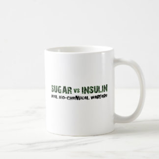 Sucre contre l'insuline mugs