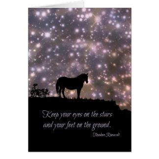 Suivez vos rêves, citation célèbre, Teddy Carte