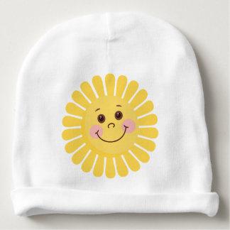 Sun et lune bonnet pour bébé