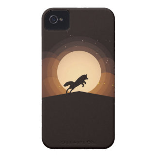 Sunset Fox Coques Case-Mate iPhone 4