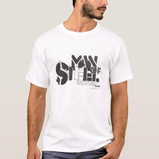 Superman a stylisé l'homme de | du logo de lettres t-shirt