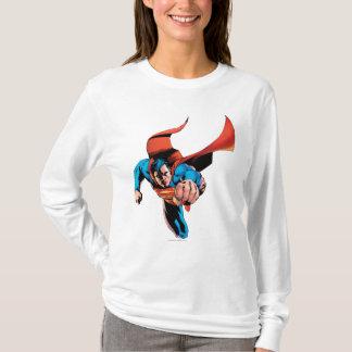 Superman avançant t-shirt