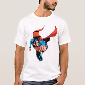 Superman avançant t-shirt