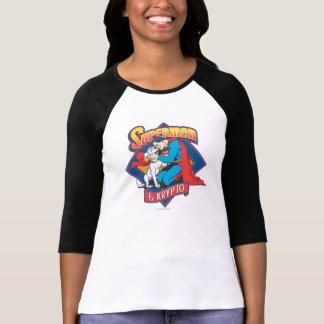 Superman avec Krypto T-shirt