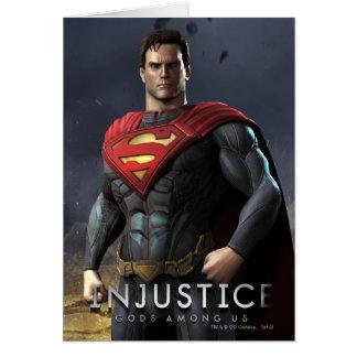 Superman Carte