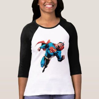 Superman dans le costume t-shirt