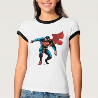 Superman dans l'ombre t-shirt