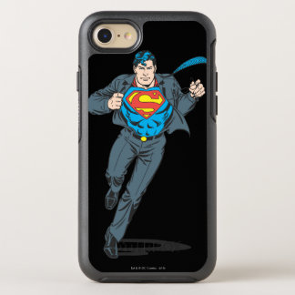 Superman en tenue d'affaires coque otterbox symmetry pour iPhone 7