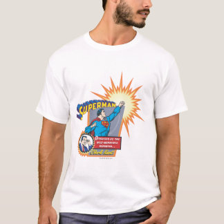 Superman et Clark Kent T-shirt