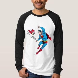Superman et Krypto 2 T-shirt