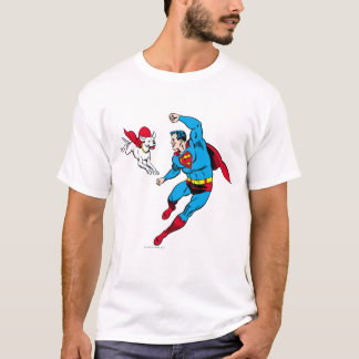 Superman et Krypto 2 T-shirt