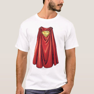 Superman - le cap t-shirt