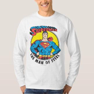 Superman l'homme de l'acier t-shirt