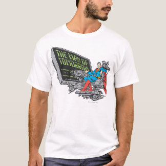 Superman - l'homme du demain t-shirt