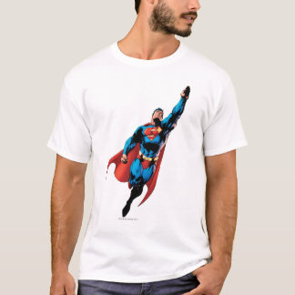Superman monte t-shirt