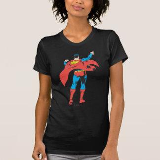 Superman par derrière t-shirt