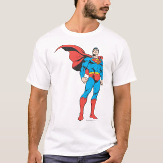 Superman posant 3 t-shirt